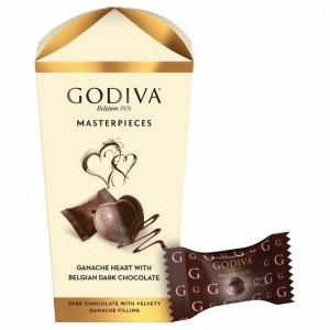 شوكولاته جوديفا ماستر بيسز داكنه