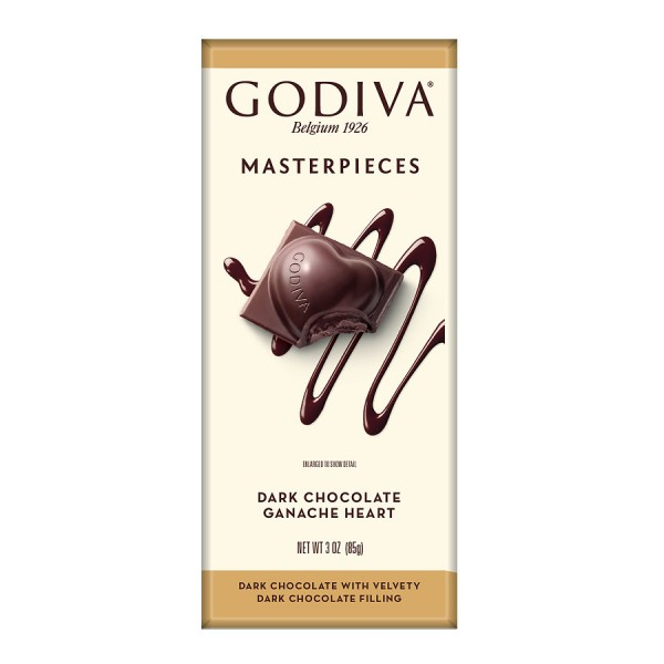 لوح شوكولاته جوديفا ماستر بيسز داكنه