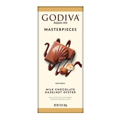 جوديفا ماستر بيسز لوح شوكولاته بالبندق