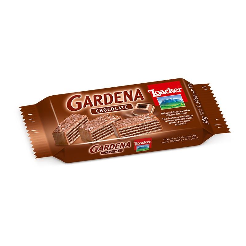 بسكويت لواكر جاردينا بالشوكولاته بالعافيه