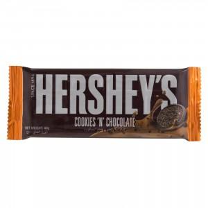 هيرشيز شوكولاته وكوكيز