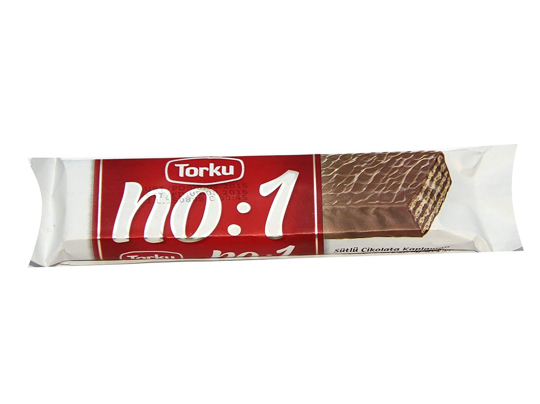 توركو ويفر شوكولاته نمبر وان 35 غرام بالعافيه