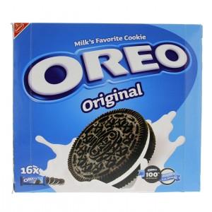 اوريو اوريجينال بسكويت بالشوكولاته والفانيلا