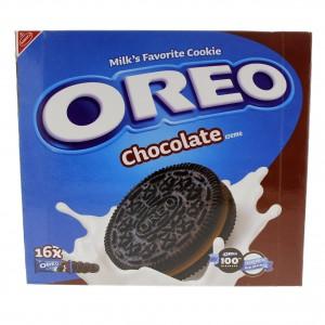 اوريو بسكويت بكريمة الشوكولاته