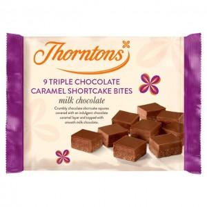 ثورنتونز شوكولاته الكراميل